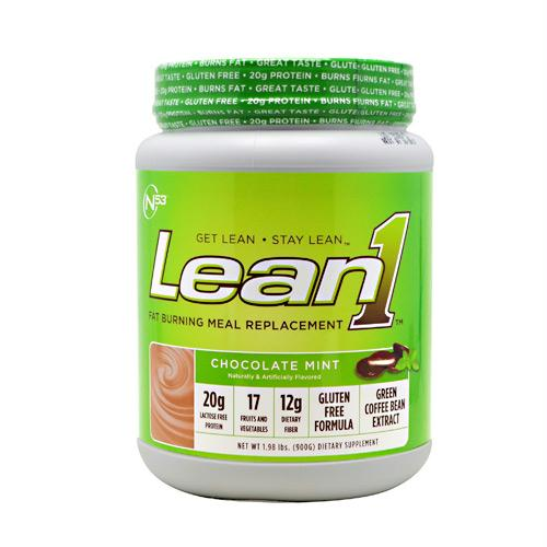Nutrition 53 Lean1 Chocolate Mint