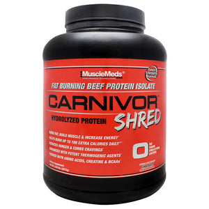 Muscle Meds Carnivor Shred Chocolate