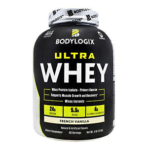 Bodylogix Ultra Whey Protein French Vanilla