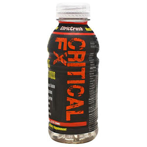 Train Naked Labs Critical Fx Citric Crush