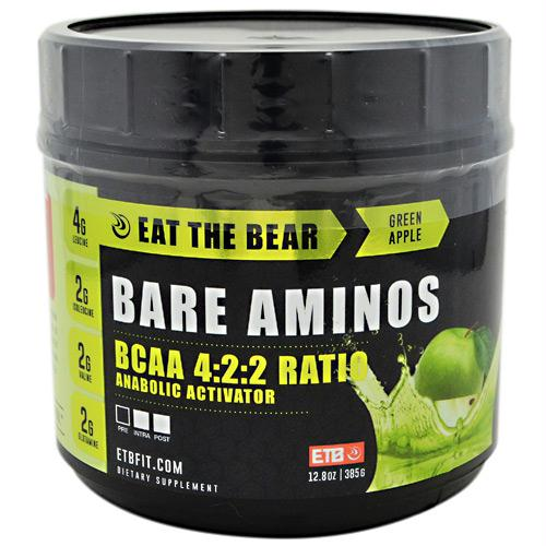 Eat The Bear Bare Aminos Green Apple
