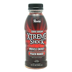 Ansi Xtreme Shock Peach Mango - Drinks
