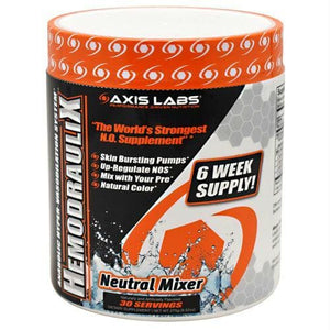 Axis Labs Marquis Series Hemodraulix Neutral Mixer - Supplements