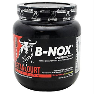 Betancourt Nutrition B-Nox Strawberry Lemonade - Supplements