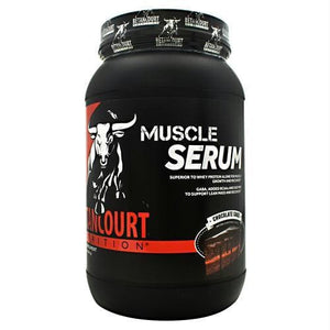 Betancourt Nutrition Muscle Serum Chocolate Cake - Supplements