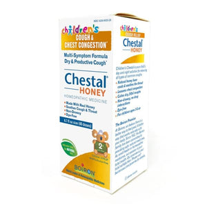 Boiron Childrens Chestal® Cough & Chest Congestion Honey - 6.7 Fl. Oz. - Homeopathic