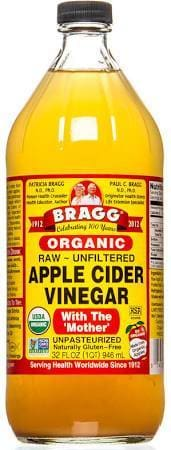 Bragg 32 Fl. Oz. Organic Apple Cider Vinegar