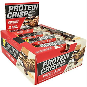 Bsn Protein Crisps Smores - Bars