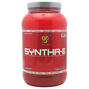 Bsn Syntha-6 Chocolate Peanut Butter - Supplements