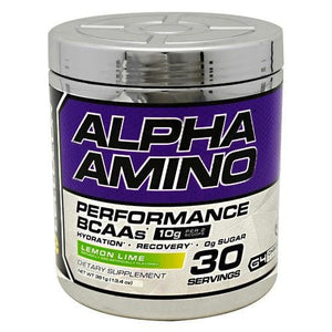 Cellucor Chrome Series Alpha Amino Lemon Lime - Supplements
