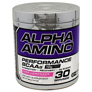 Cellucor Chrome Series Alpha Amino Pink Lemonade - Supplements