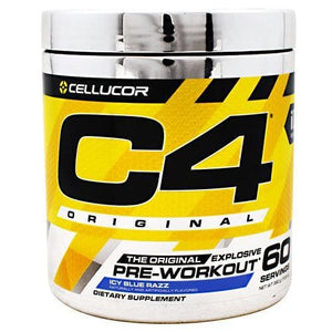 Cellucor Id Series C4 Icy Blue Razz - Supplements