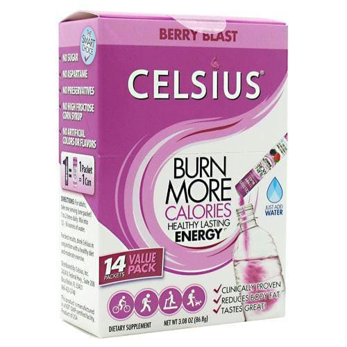 Celsius Celsius Berry Blast - Add To Water