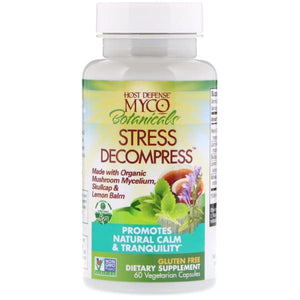Host Defense Stress Free - 60 Capsules