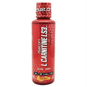Isatori Technologies L-Carnitine Ls3 + Energy Peach Mango - Gluten Free - Supplements