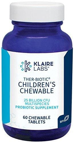 Klaire Labs Childrens Probiotic Digestive Supplement