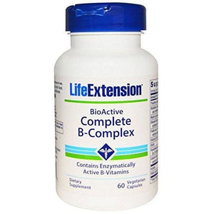 Life Extension Complete B-Complex - 60 Vegetarian Capsules