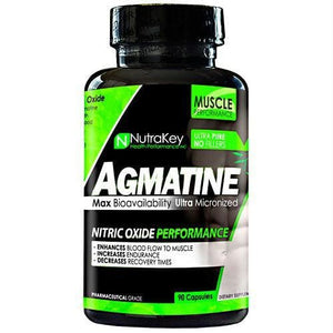 Nutrakey Agmatine - Supplements