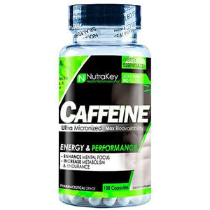 Nutrakey Caffeine - Supplements