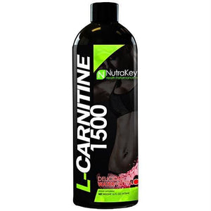 Nutrakey L-Carnitine 1500 Delicious Watermelon - Supplements