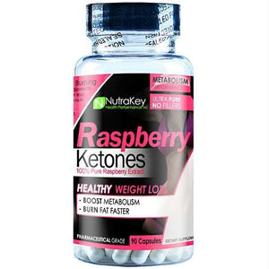 Nutrakey Raspberry Ketones - Supplements