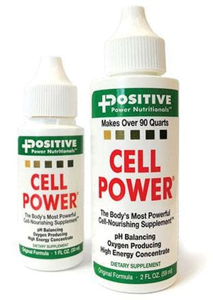 Positive Power Nutrition Cell Power®- 2 Oz.