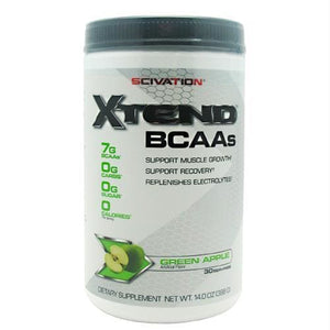 Scivation Xtend Green Apple Explosion! - Supplements