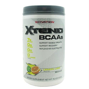 Scivation Xtend Lemon Lime Sour - Supplements