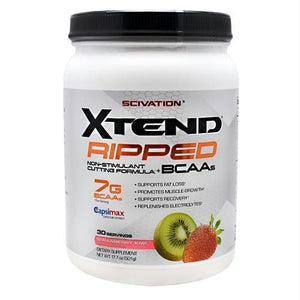 Scivation Xtend Ripped Strawberry Kiwi - Supplements