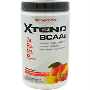 Scivation Xtend Strawberry Mango - Supplements