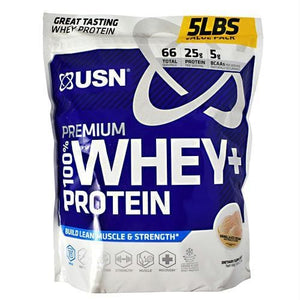 Usn Premium 100% Whey + Protein Vanilla Ice Cream - Supplements