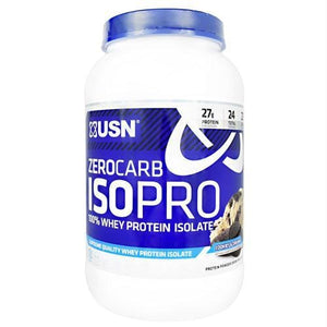 Usn Zero Carb Isopro Cookies And Cream - Gluten Free - Supplements