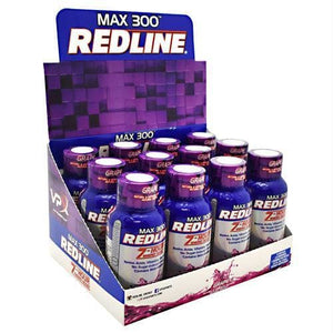 Vpx Max 300 Redline Grape - Liquid Shot