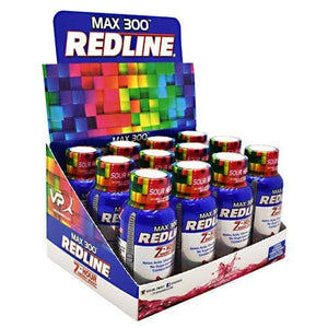 Vpx Max 300 Redline Sour Heads - Liquid Shot