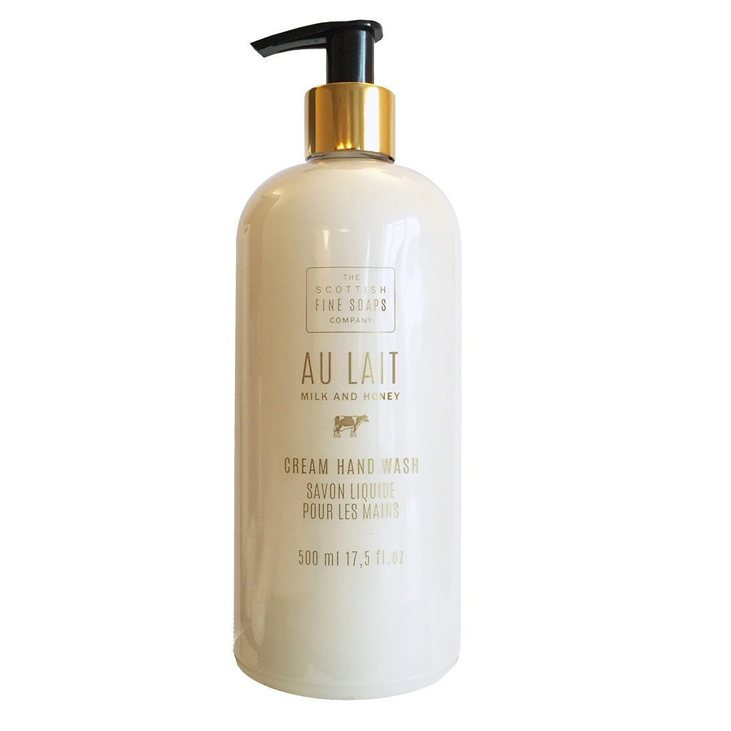 Au Lait Milk & Cream Honey Hand Wash