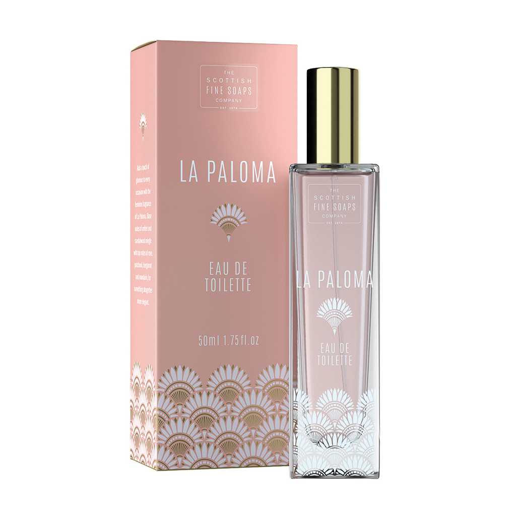 La Paloma EDT | Scottish Fine Soaps