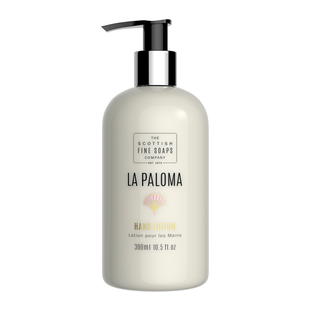 La Paloma Hand Lotion | Scottish Fine Soaps