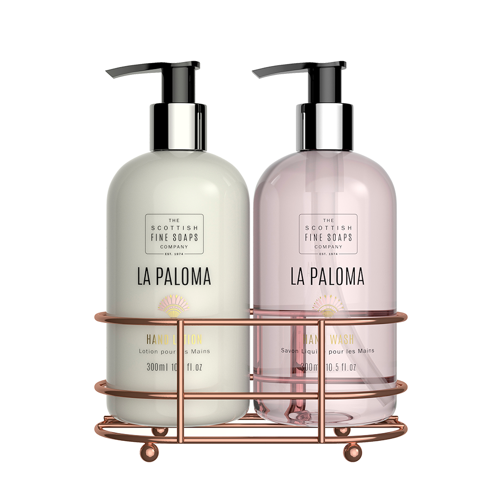 La Paloma Hand Care Set