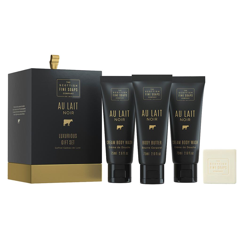 Au Lait Noir Luxurious Gift Set