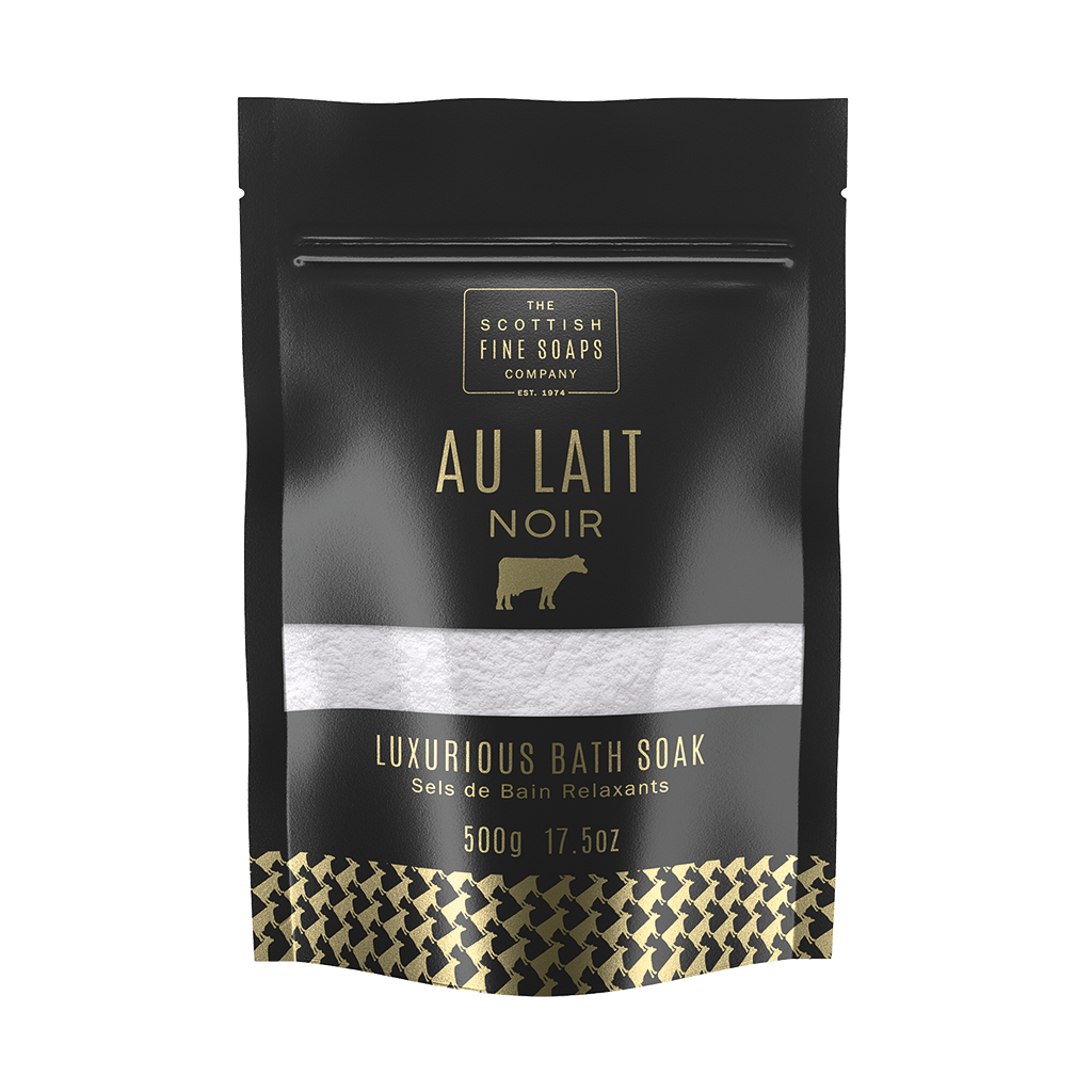 Au Lait Noir Milk Bath Powder