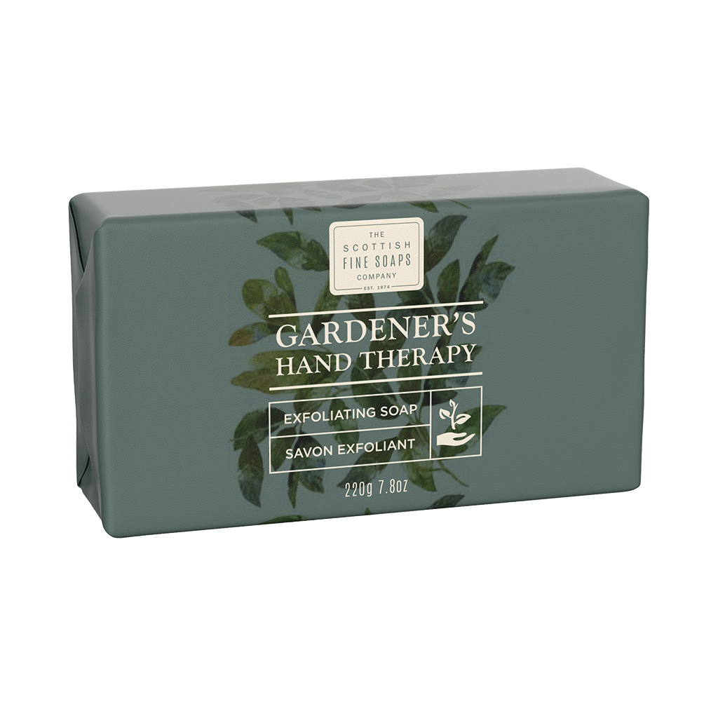 Gardeners Therapy Exfoliating Soap