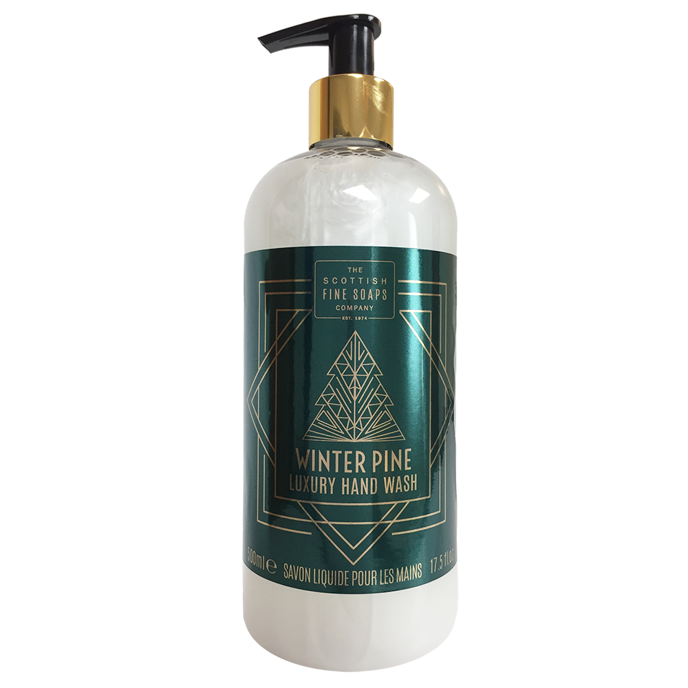 Winter Pine Hand Wash