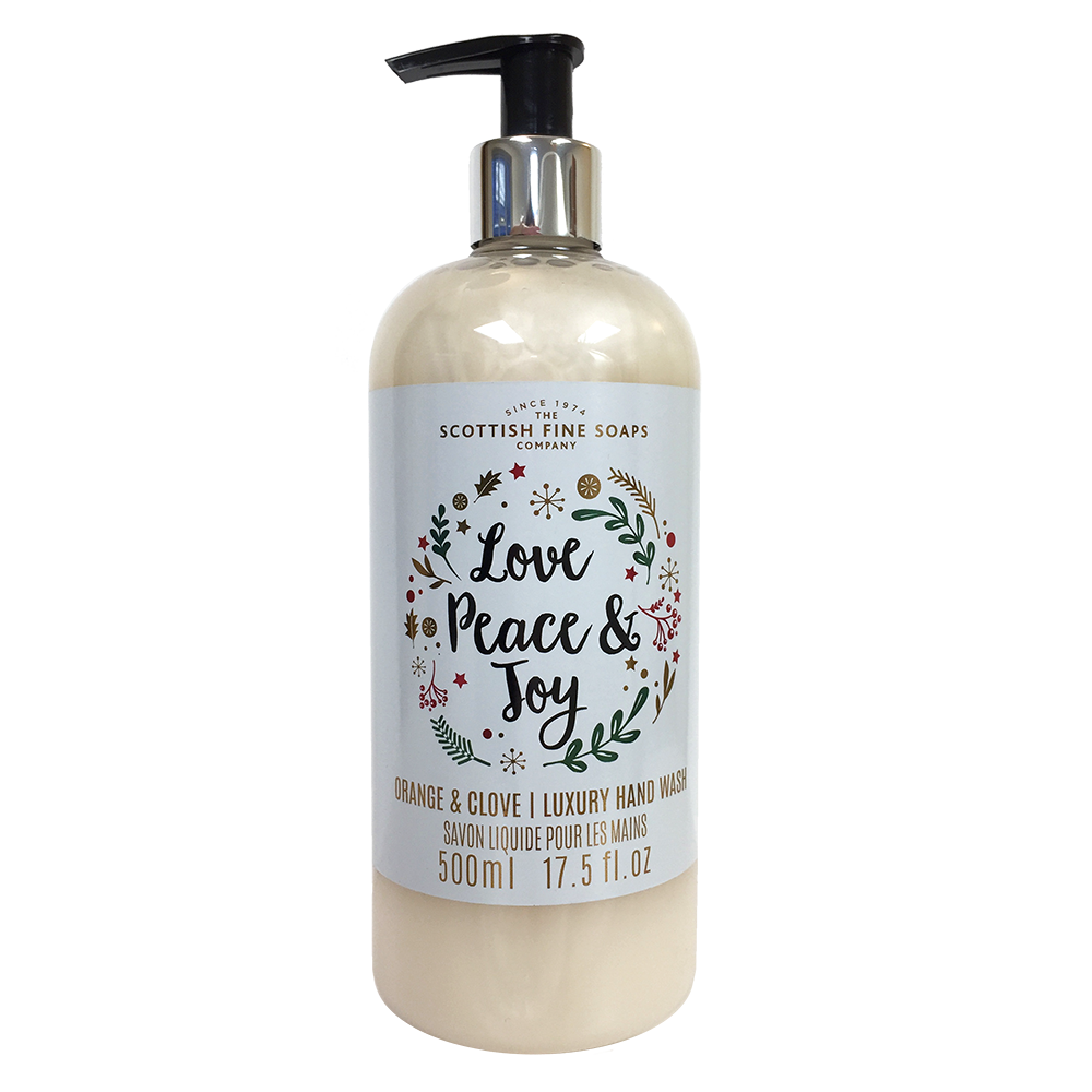 Love, Peace and Joy Hand Wash