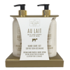 Au Lait Milk & Cream Honey Hand Care Set