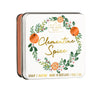 Clementine Soap in a Tin 100g