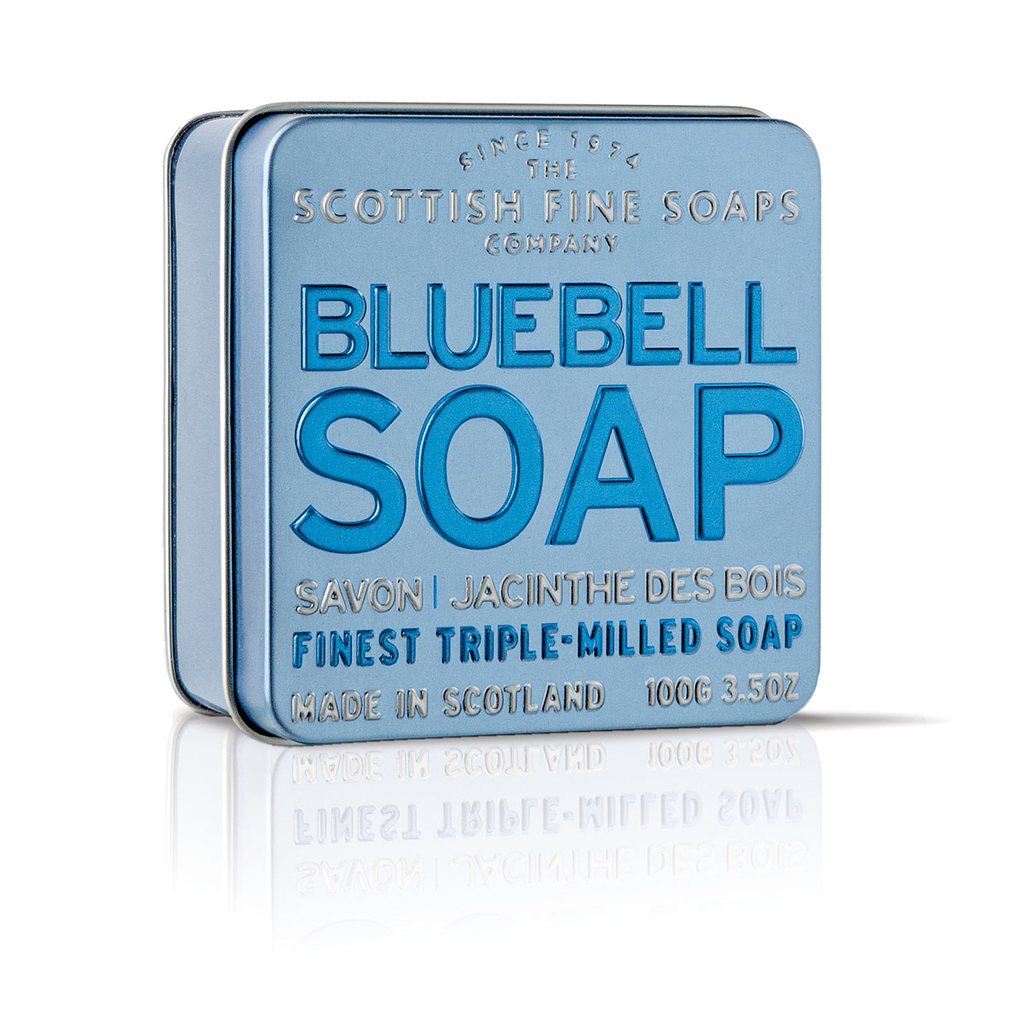 Bluebell - Soap In A Tin