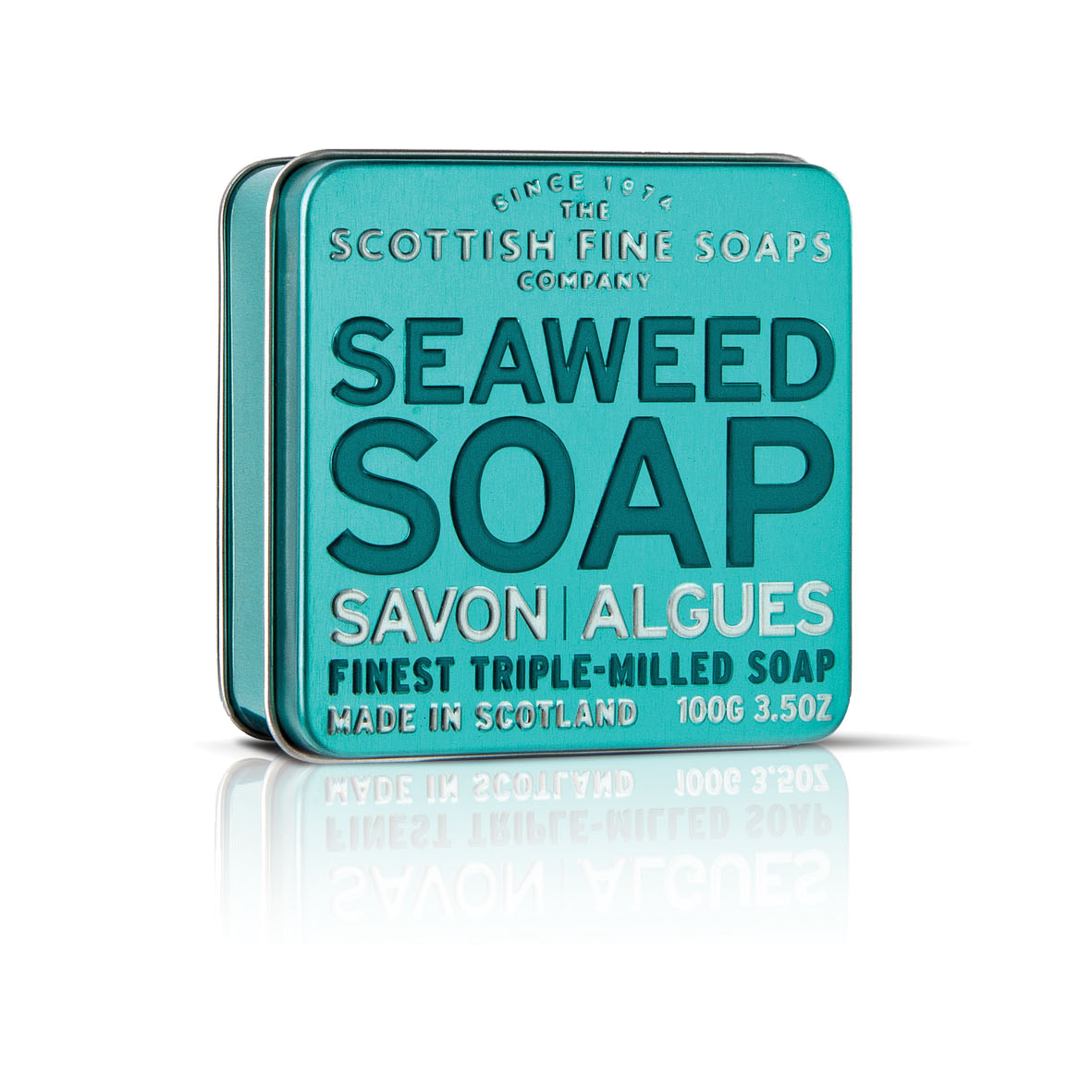 Seaweed - Soap In A Tin