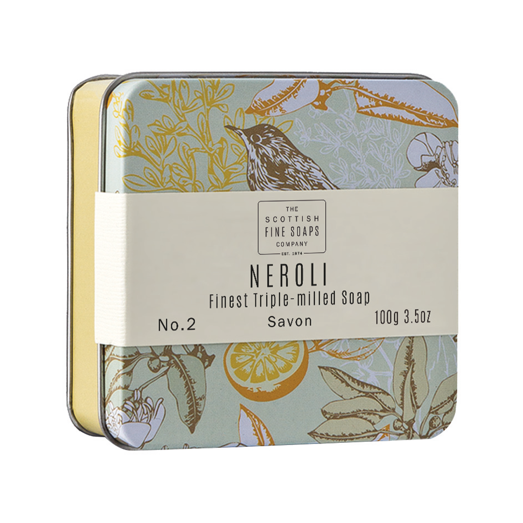 Neroli - Soap In A Tin
