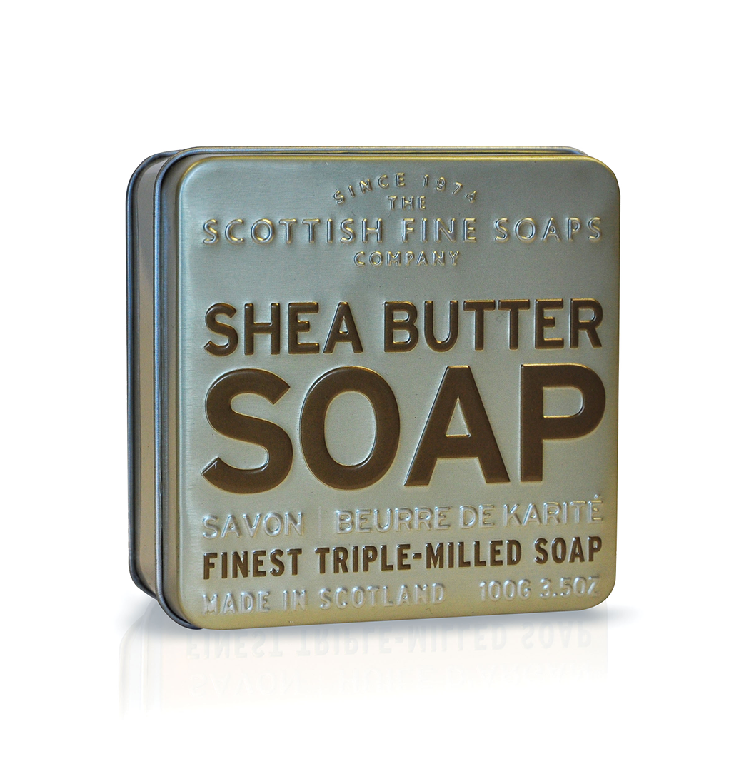Shea Butter - Soap in a Tin