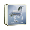 Clydesdale Horse Soap in a Tin